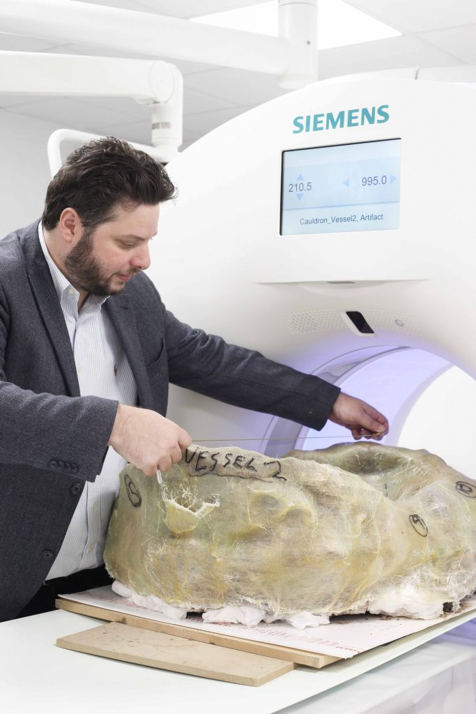 archaeology ct scans